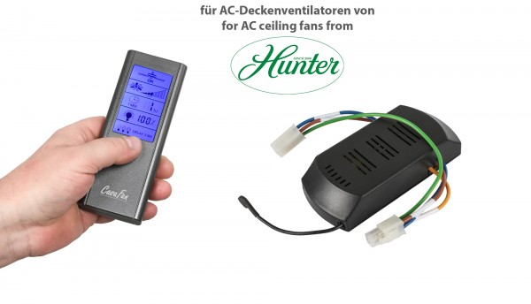 FB-FNK-D LCD Touch (Handsender + Empfänger) Hunter