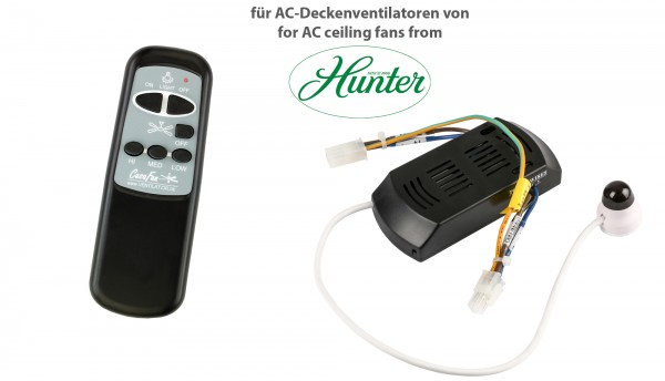 FB-IR Basic SW ohne Dimmung (Handsender + Empfänger) Hunter