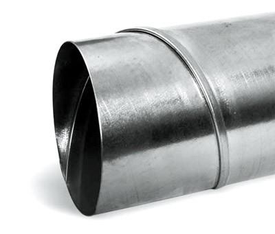 Spiralfalzrohr WR 160 / 1,5