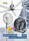 Katalog Ventilatoren in Industrie und Gewerbe 2019