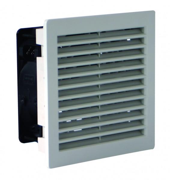 Schaltschrank-Ventilator RCQ 160.15 220-240V AC 50/60Hz IP55 RAL 7035