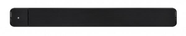 Infrarot Dunkelstrahler CasaTherm Heatpanel HOTTOP/D 3200W schwarz + FB + Schalter