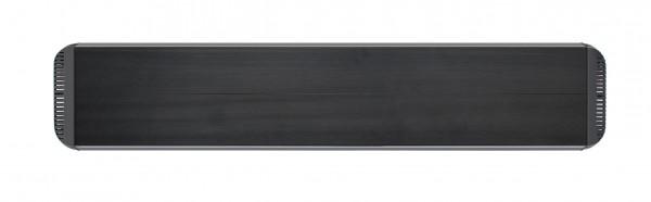 Infrarot Dunkelstrahler CasaTherm Heatpanel HOTTOP 1800W schwarz