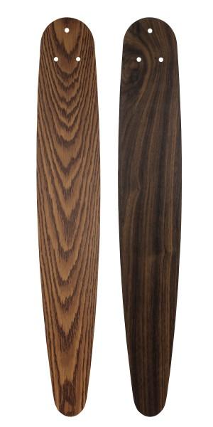 Flügel Royal Eiche antik/Nussbaum 5 x 180 cm